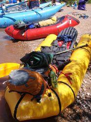 Salt River Trip Report - Kokopelli Raft Co.