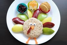 cute food ideas for kids images | Cute Food / 10 Thanksgiving Bento Box Lunch Ideas for Kids