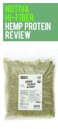 Always wanted to try out hemp protein? Check out this Nutiva Hemp Protein review to find out the pros and cons of hemp protein. Protein Powder Reviews, Best Protein Powder, How To Know, How To Find Out, Hemp Protein, Check