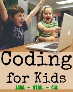 Kid Coder Beginning Web Design. Kids Computer, Computer Coding, Computer Class, Computer Science, Gaming Computer, Programming For Kids, Computer Programming, Learn To Type, Web Design