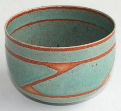 Adorable Stoneware Ceramic Bowl (129)