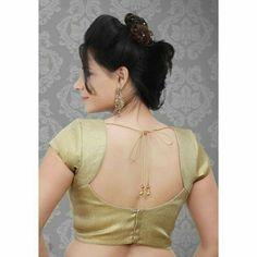 54 best ideas for indian bridal wear punjabi saree Saree Blouse Neck Designs, Simple Blouse Designs, Stylish Blouse Design, Bridal Blouse Designs, Designer Blouse Patterns, Indian Bridal, Indian Wedding Sarees, Modern, Saree Styles