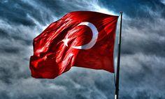 En güzel Türk bayrağı resimleri - Türk bayrakları 1