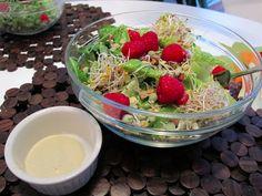 Tahini Dressing - Salad Perfection | Food Babe