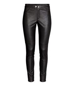 Leather Pants :: H&M