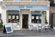 Jaffé & Neale Bookshop And Café, Chipping Norton, Oxfordshire.