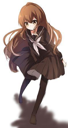 Imagem de toradora, aisaka taiga, and anime