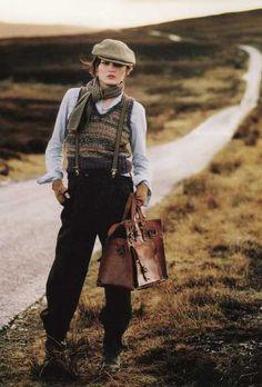 rowan // highlander knits // boy style