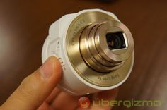 """Sony Cyber-shot DSC QX100 and DSC-QX10 """"Lens Style cameras"""""""
