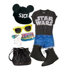 Star Wars @ Disney World, Florida - I can see my sister wearing this on our trip