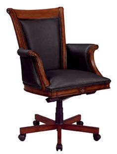 Antigua Series Executive High Back Chair by DMI