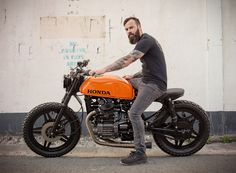 Honda CX500-Woodgates Motorcycles