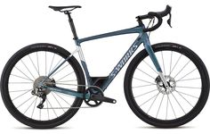 The 2018 Specialized Diverge range are road bikes with taller geometry, lower gears, wider tyres and disc brakes. They're designed for light, fast touring!