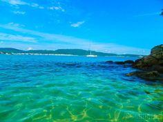 Praia de Bombinhas - SC