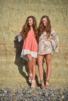 Dresses from The Mint Julep Boutique! http://www.yourdalydoseblog.com/track-team-reunited/2016/3/17/miss-ma