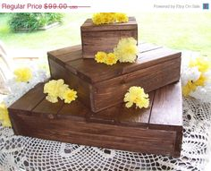 On Sale rustic cake stand rustic cupcake stand by primitivearts