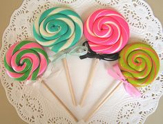 'lollipops'--photo by lime crime on flickr