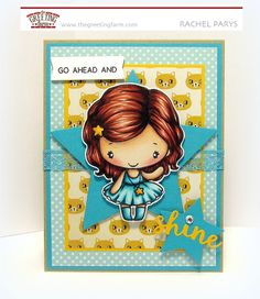 The Greeting Farm Starry Anya http://thegreetingfarm.com/shop/index.php/new/starry-anya-clear.html