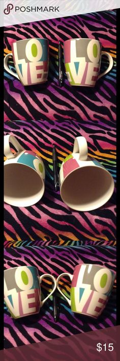 """Love Mugs Perfect for Couples """"His and Hers"""" Accessories"""