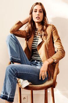 El denim protagoniza la última colección primavera 2016 de H&M @hmespana #denim #primavera #moda  #modalia  http://www.modalia.es/marcas/ham/10354-denim-protagonista-ultima-coleccion-primavera-hm.html