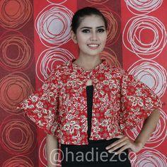 Outfit of the day. Batik indonesia. Batik pekalongan. Batik cap.