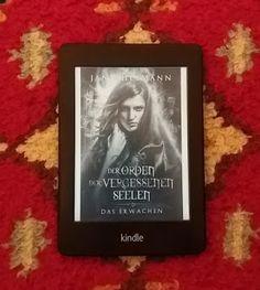 Buchvogel: Der Orden der vergessenen Seelen - Das Erwachen von Jan Uhlemann #fantasy #urban-fantasy