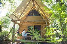 Prices   Huttopia Frankrijk   Natuurcamping in Frankrijk, groene camping in bos, originele camping