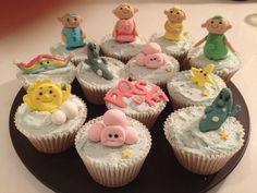 Cloudbabies cupcakes