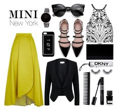 """New York Fashion"" by georgiaphillips on Polyvore"
