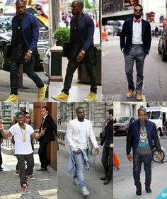 kanye west style @amorume
