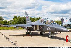 Russian Air Force  Yakovlev Yak-130  RF-44578 / 63 white