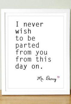 Mr. Darcy <3