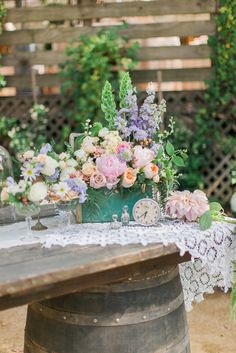 A Whimsical, Romantic Wedding at Calamigos Ranch in Malibu, California | Archive Rentals
