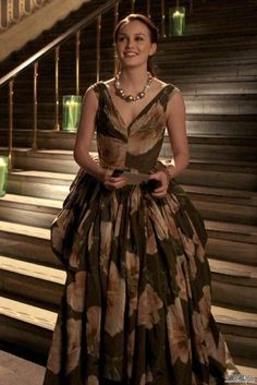 """Gossip Girl """"Ex-Husbands and Wives"""" - Blair Waldorf Estilo Blair Waldorf, Blair Waldorf Outfits, Blair Waldorf Gossip Girl, Blair Waldorf Style, Gossip Girl Blair, Blair Waldorf Dress, Blair Dress, Gossip Girls, Estilo Gossip Girl"""