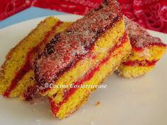 Cocina Costarricense: gatos de panadería