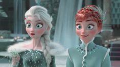 Disney's Frozen 2 ( Anime Disney, Disney Art, Disney Pixar, Walt Disney, Princess Aesthetic, Aesthetic Girl, Disney Icons, Disney Princess Frozen, Animated Icons