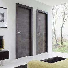 beautiful modern door design