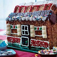 Gingerbread House Decorating Bash