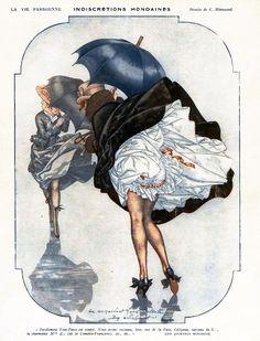 Chéri Hérouard (1881-1961). La Vie Parisienne, 1925