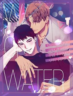 Fanart: TONGTONG Walk On Water, Walking, Fan Art, Anime, Water, Walks, Anime Shows, Fanart, Anime Music