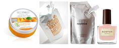 Rucki zucki ist der Sommer da - hier ein paar vegane Kosmetikprodukte die die Haut wunderbar vorbereiten. www.mycoralie.de