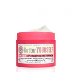 Butter Yourself Super Rich Smoothing Body Cream | Soap & Glory