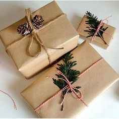 Packaging Navidad: https://www.cajadecarton.es/bobinas-y-bolsas-papel?utm_source=Pinterest&utm_medium=social&utm_campaign=20160616-bobinas_papelkraft