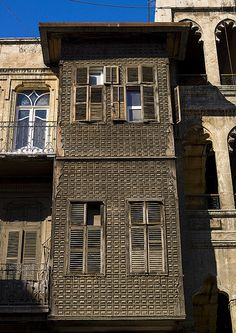Old House In Aleppo, Syria