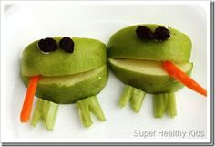 Great blog of healthy foods for kids!