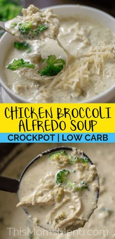 Easy Keto Soup Recipes That You Don't Want To Miss Super easy set it and forget it, low carb meal that the entire family will love!Super easy set it and forget it, low carb meal that the entire family will love! Keto Crockpot Recipes, Slow Cooker Recipes, Diet Recipes, Healthy Recipes, Crockpot Low Carb Meals, Crock Pot Healthy, Crockpot Ideas, Crock Pot Soup Recipes, Healthy Foods