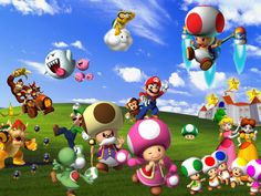 Super_Mario_Bros__Bliss_Wallpaper_1r4hb.jpg Photo:  This Photo was uploaded by rodcablan. Find other Super_Mario_Bros__Bliss_Wallpaper_1r4hb.jpg pictures...