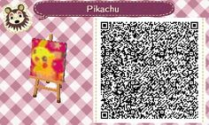 Animal crossing new leaf qr code pink pika! by alucardserasfangirl on deviantART