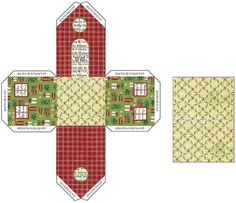 Presents Christmas House, via Flickr.