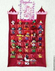 Развивающие игрушки ручной работы. Ярмарка Мастеров - ручная работа. Купить Плакат - Алфавит с МУЛЬТЯШКАМИ (синий). Handmade. Развивающие игрушки
